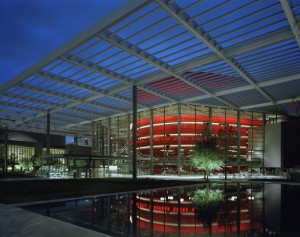 Winspear Opera House, © Tim Hursley