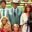 Mandatory Credit: Photo by FOTOS INTERNATIONAL / Rex Features1981 CAST OF TV PROGRAMME DALLASVarious - 1981 89987a